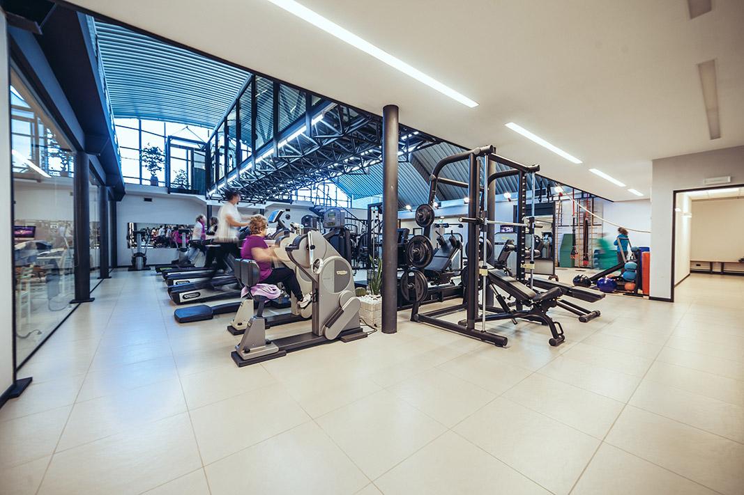SportingMed - Palestra polifunzionale e Medical Center